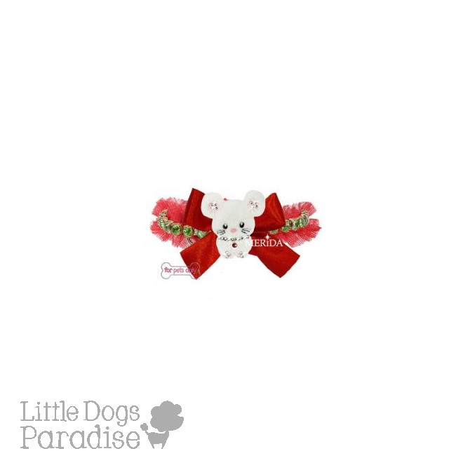 Christmas Mouse Collar