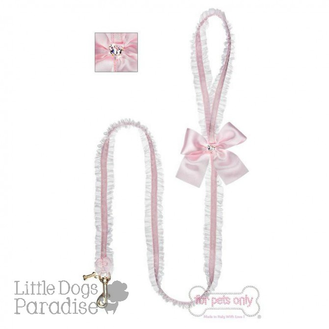 Lingerie Leash - Rosa