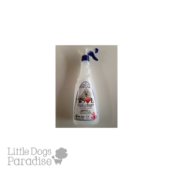 Spray Disodorante BISOU - 750 ml