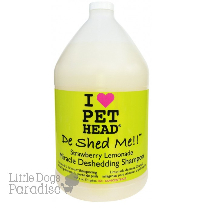 Pet Head De Shed Me Shampoo 3.79 L