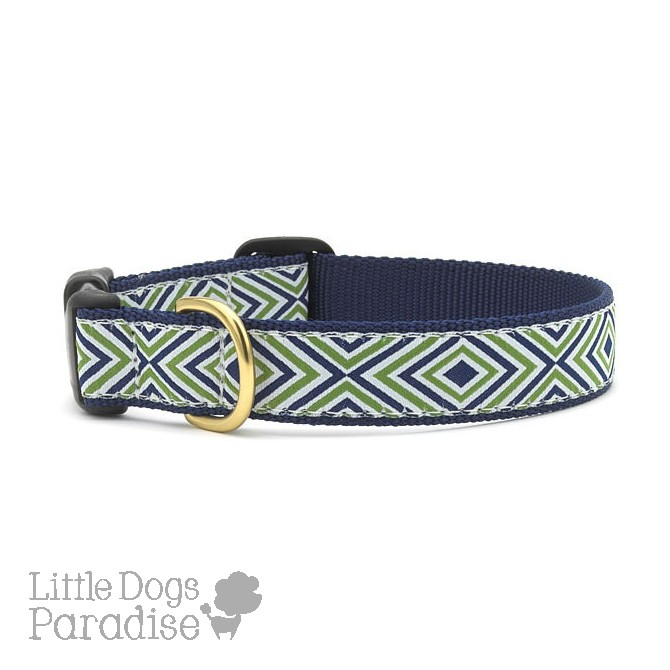 Diamond Stripe Collar