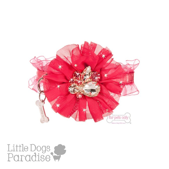 Bombshell Flower Collar