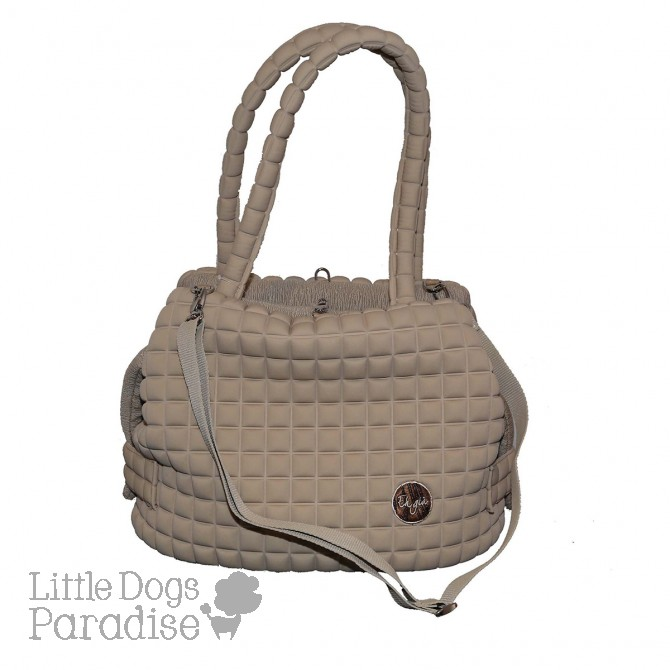 Comfy Bag Quilted - Beige