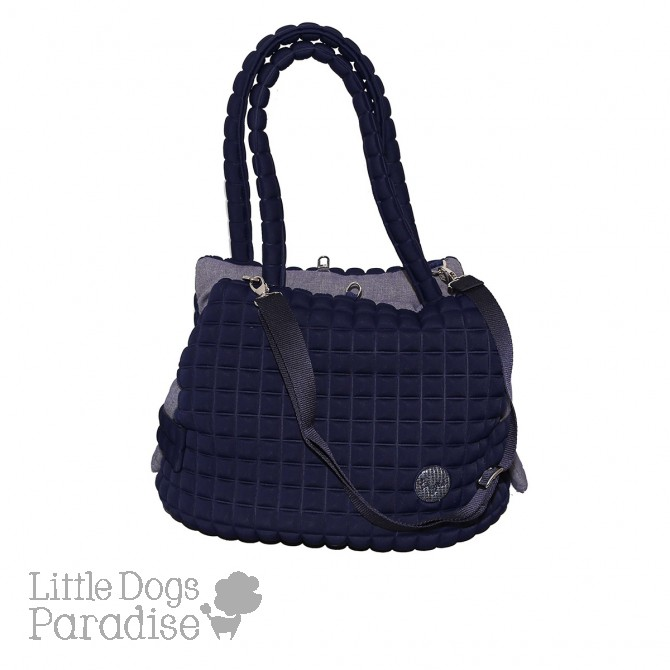 Comfy Bag Quilted - Blue