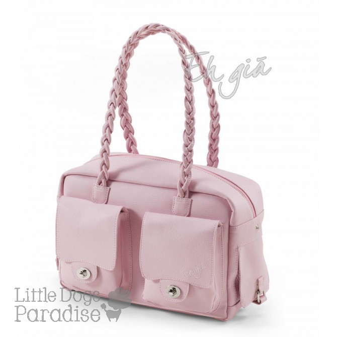 Travel Mia Bag-Rosa-Piccola