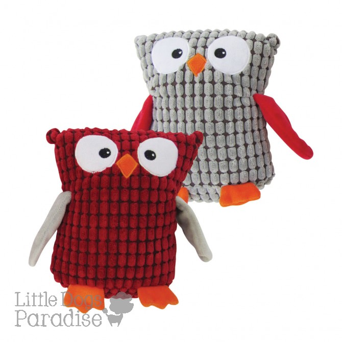Soft Spotted Owl Plushies