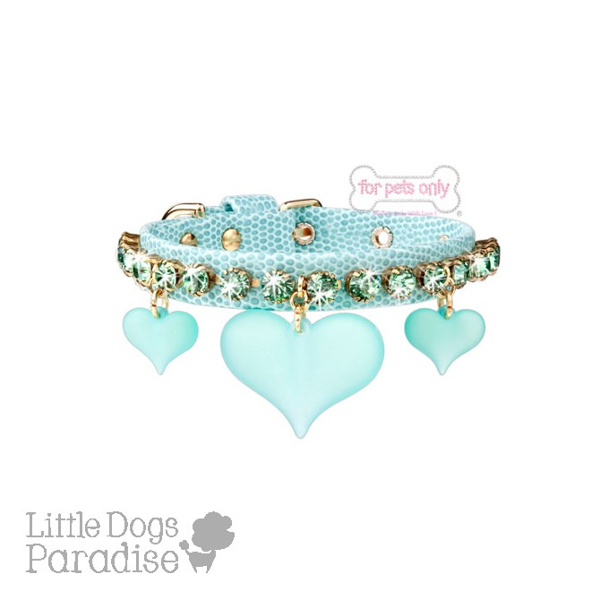 Romantic Hearts Collar