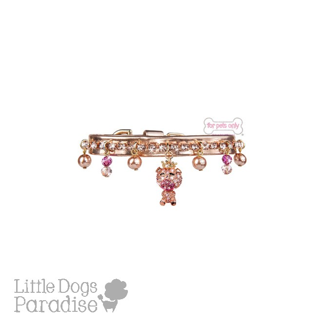 The Piggy Princess Collar