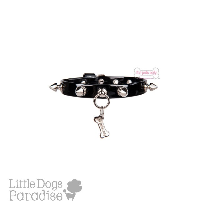 Punk Collar Black
