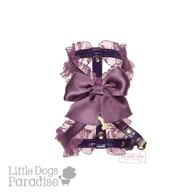Garden Collection Harness Purple