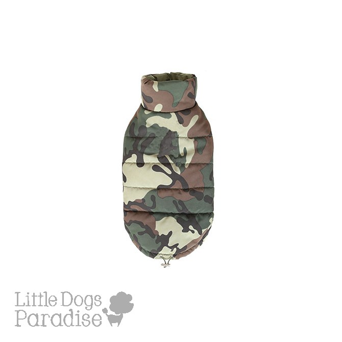 Puppy Angel Military Quillted Padded Vest