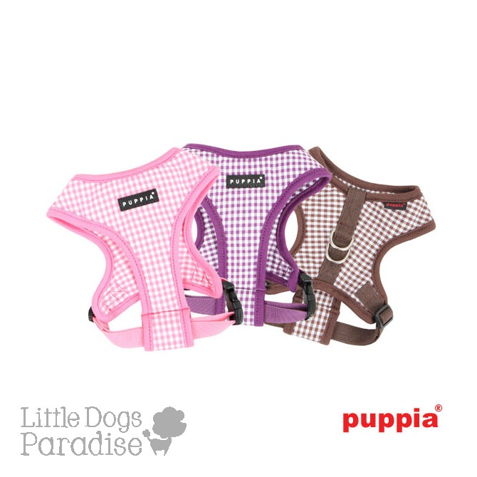 Baby Checkered Harness A