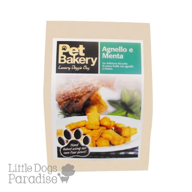 Pet Bakery - Agnello e Menta