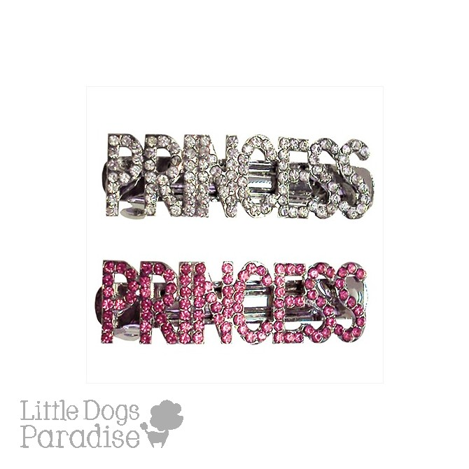 Princess Barrette