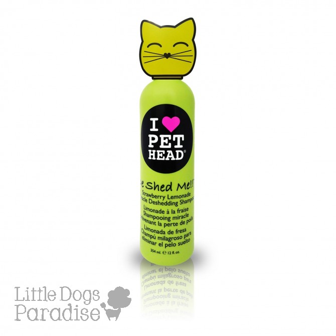 De Shed Me Miracle Deshedding Shampoo for Cats