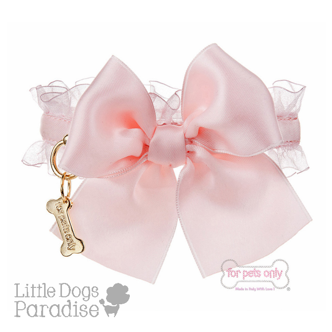 My Angel Collection Collar Pink