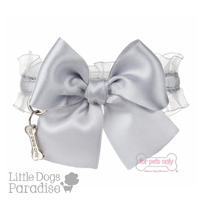 My Angel Collection Collar Grey
