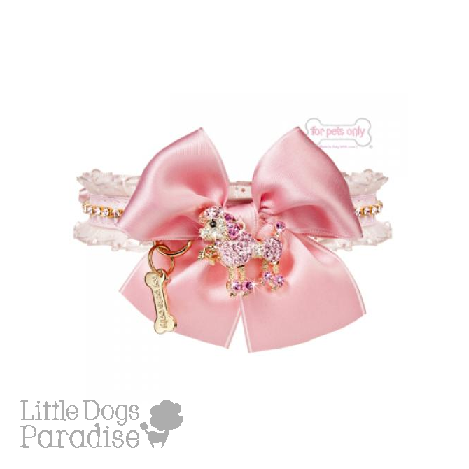 Poodle Club Collar