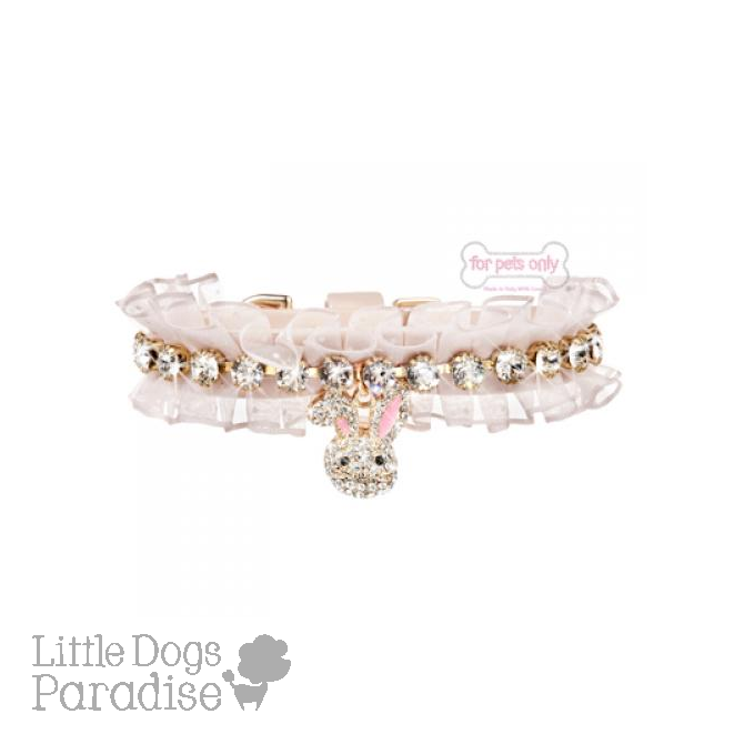 Diamond Bunny Collar