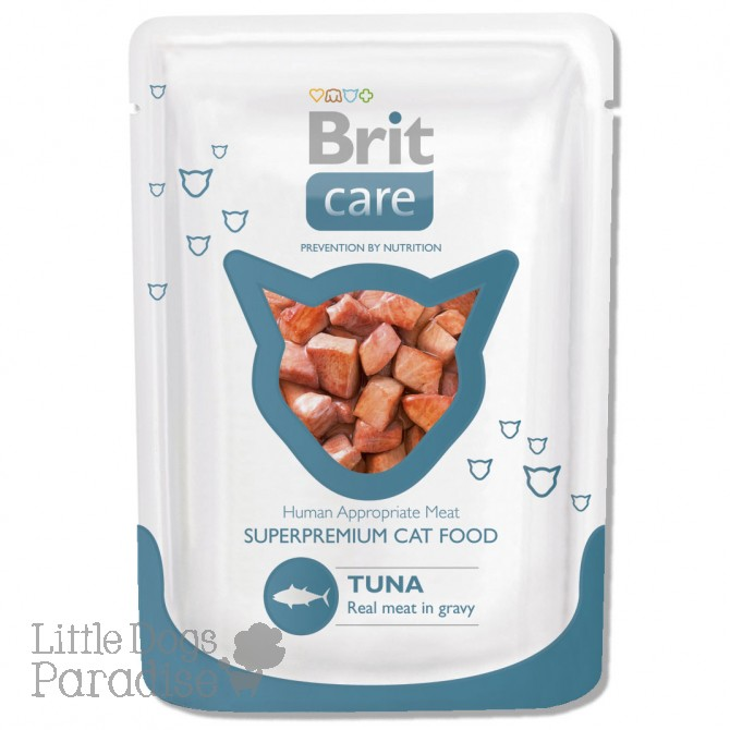 Brit Care Cat Tuna Pouch