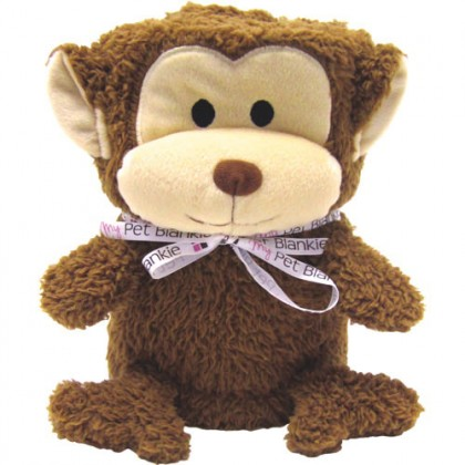 My Pet Blankie: Mookie the Monkey