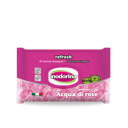 Inodorina Refresh Acqua di Rose