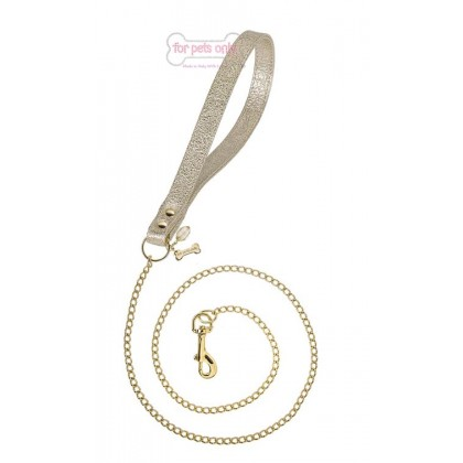 Chain Lead Gold/Gold
