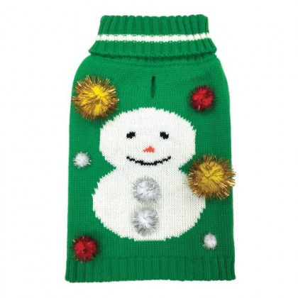 Ugly Sweater Snowman