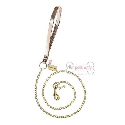 Chain Lead Rose Gold/Gold
