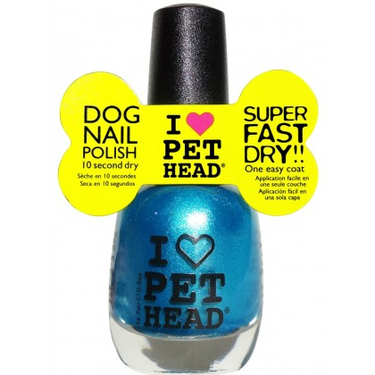 Dog Nail Polish Cool Teal