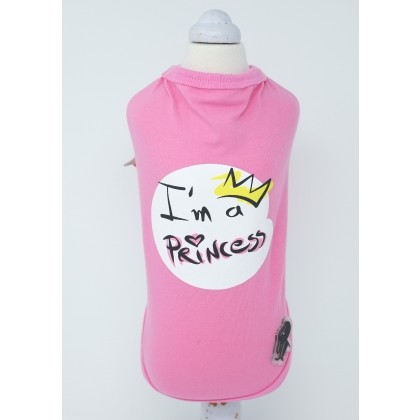 T-shirt I'm a Princess