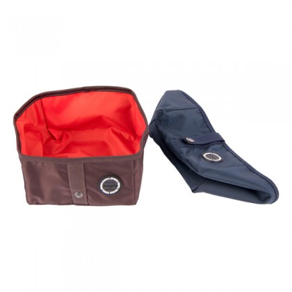 Treck Square Portable Bowl