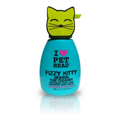 Fizzy Kitty Mousse Cat Cleaner