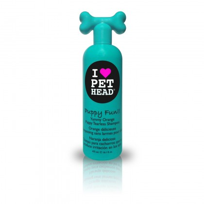 Puppy Fun Puppy Tearless Shampoo