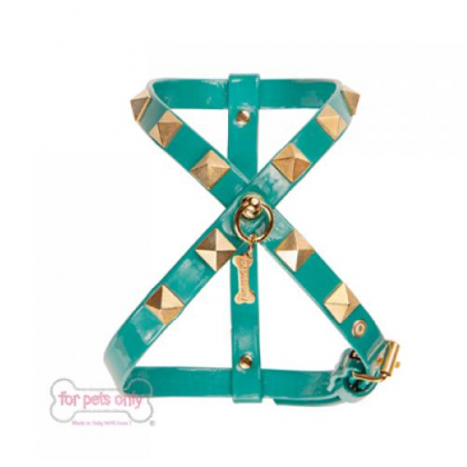 Chic And Stud Harness Teal