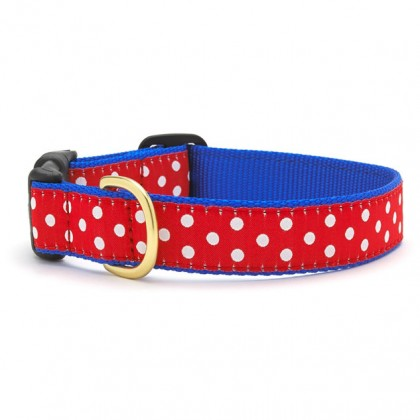 Swiss Dot Collar
