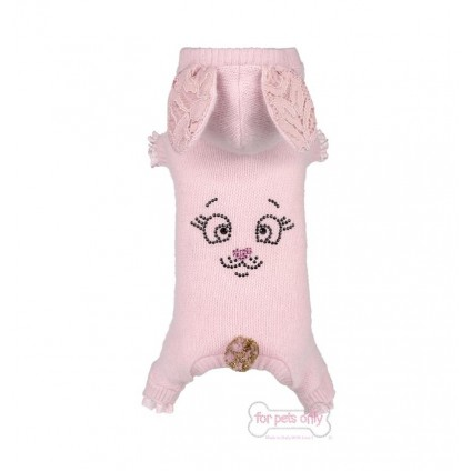 Baby 4 Bunny Pink
