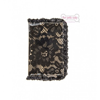 Passport Black Lace