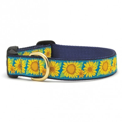 Bright Sunflower Collar