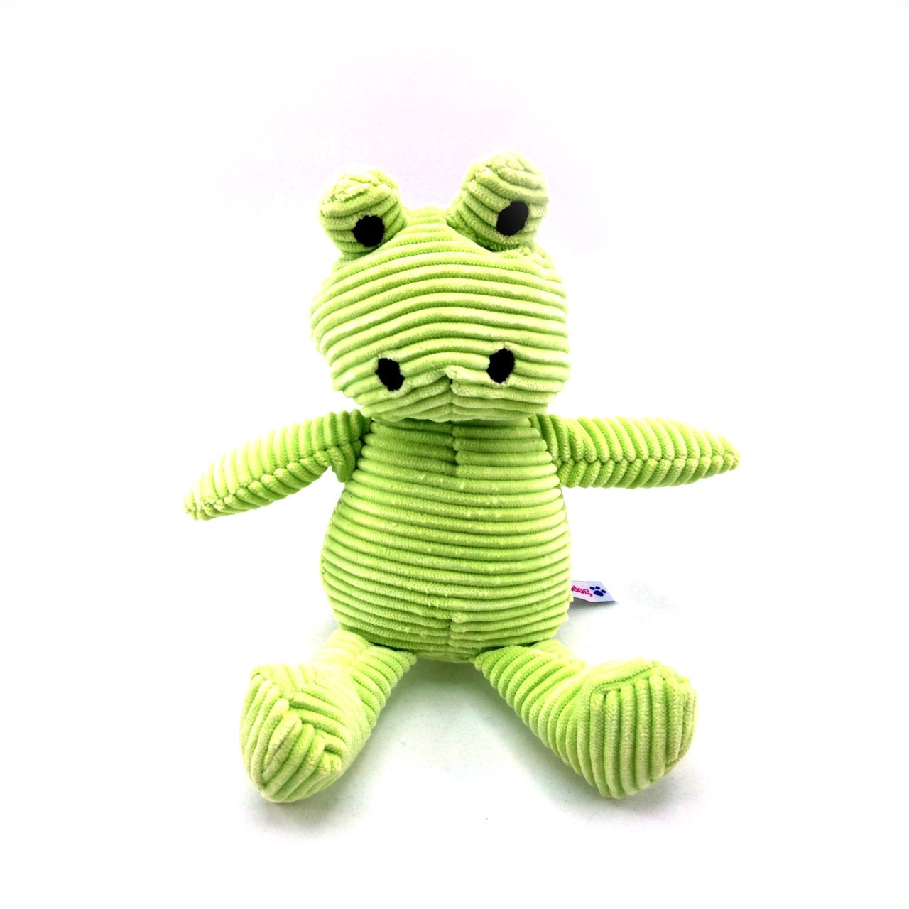 Plush Frog Toys For Dogs