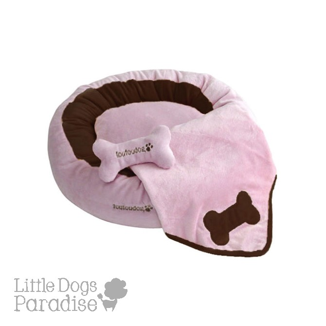 FouFou Puppy Bed Set
