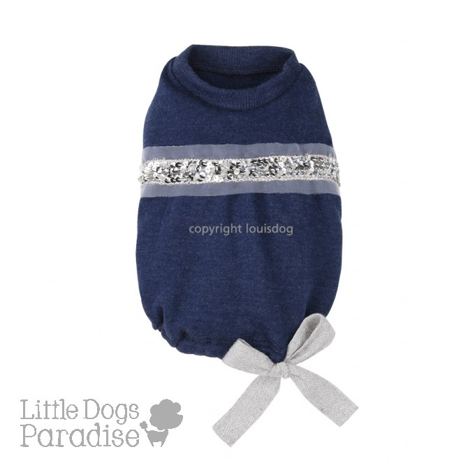 Snuggle Top Indigo Blue