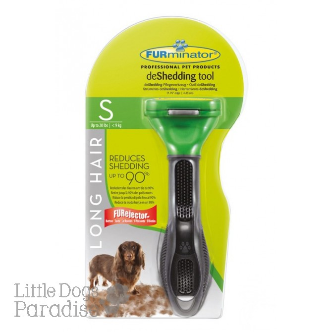 FURminator S - Long Hair
