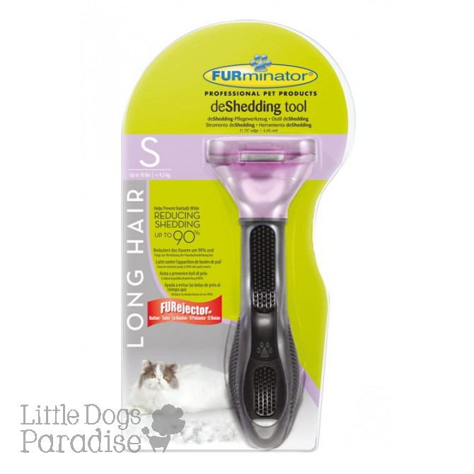FURminator S for Cats - Long Hair