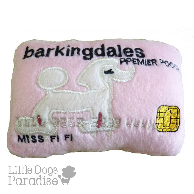 Barkingdales Credit Card