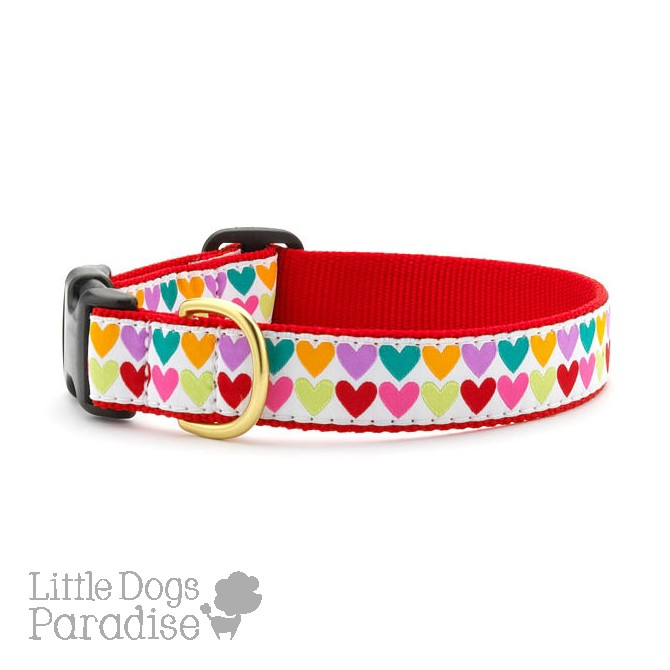 Pop Hearts Collar