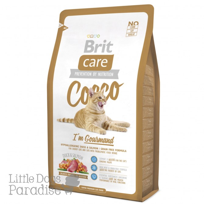 Brit Care Cat Gourmand Cocco