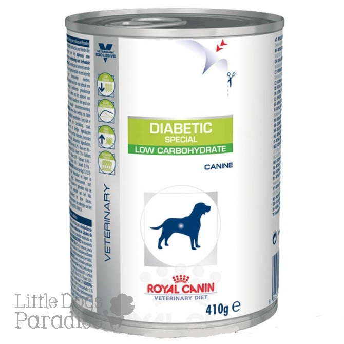 Diabetic Special Low Carbohydrate - umido