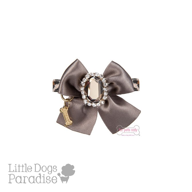 Diamond Love Collar Leo