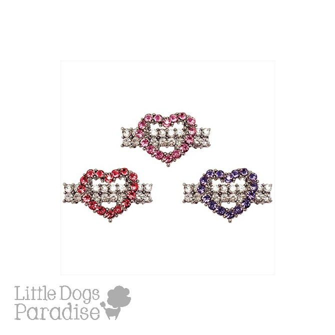Heart Barrette